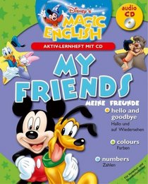 Magic English Disney - My Friends