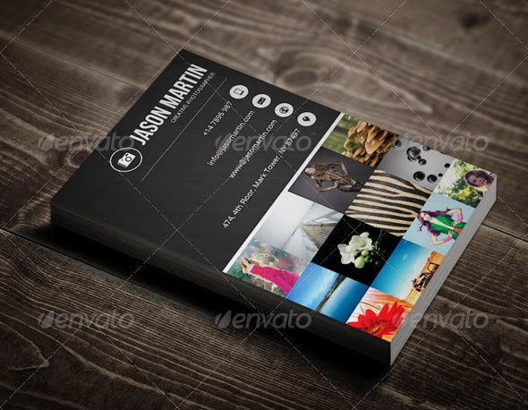 Top Photographer Business Card Print Templates Top Graphics - Photography business card templates