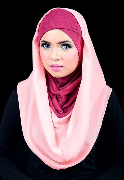 Hijab une pièce