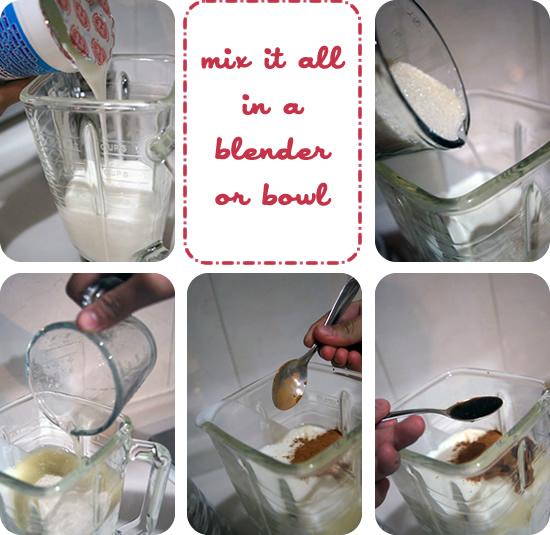 how to make strawberry yogurt ice cream