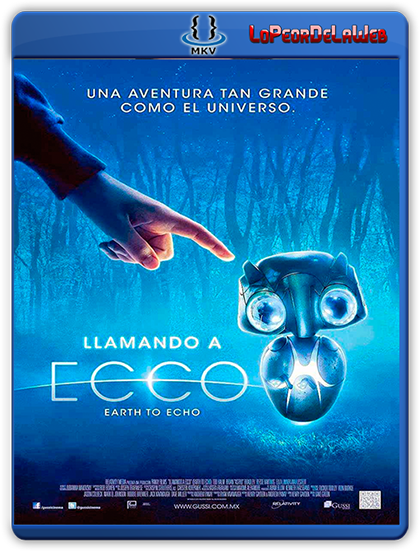 Earth to Echo (2014) WEB-DL 720p Subtitulada