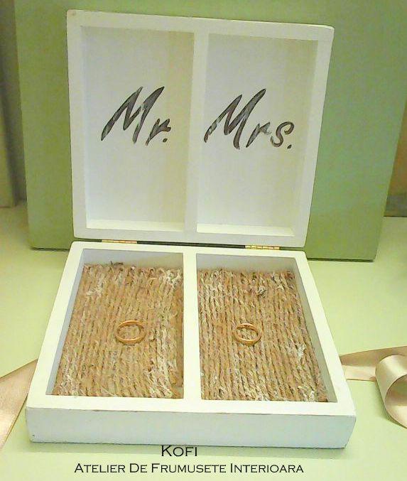 Cutie verghiete nunta -