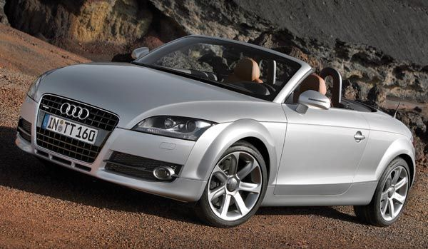 Audi Tt Roadster Wallpaper. Audi TT Roadster New