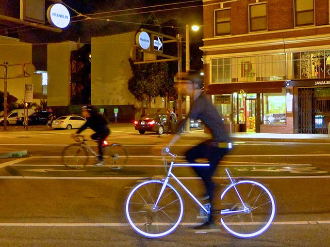 Lumen Reflective Bike