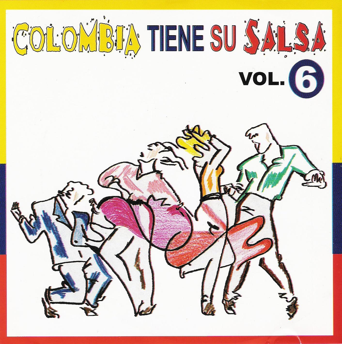 Hillary ramirez colombia tiene su salsa vol 6 todas las for Todas las descargas