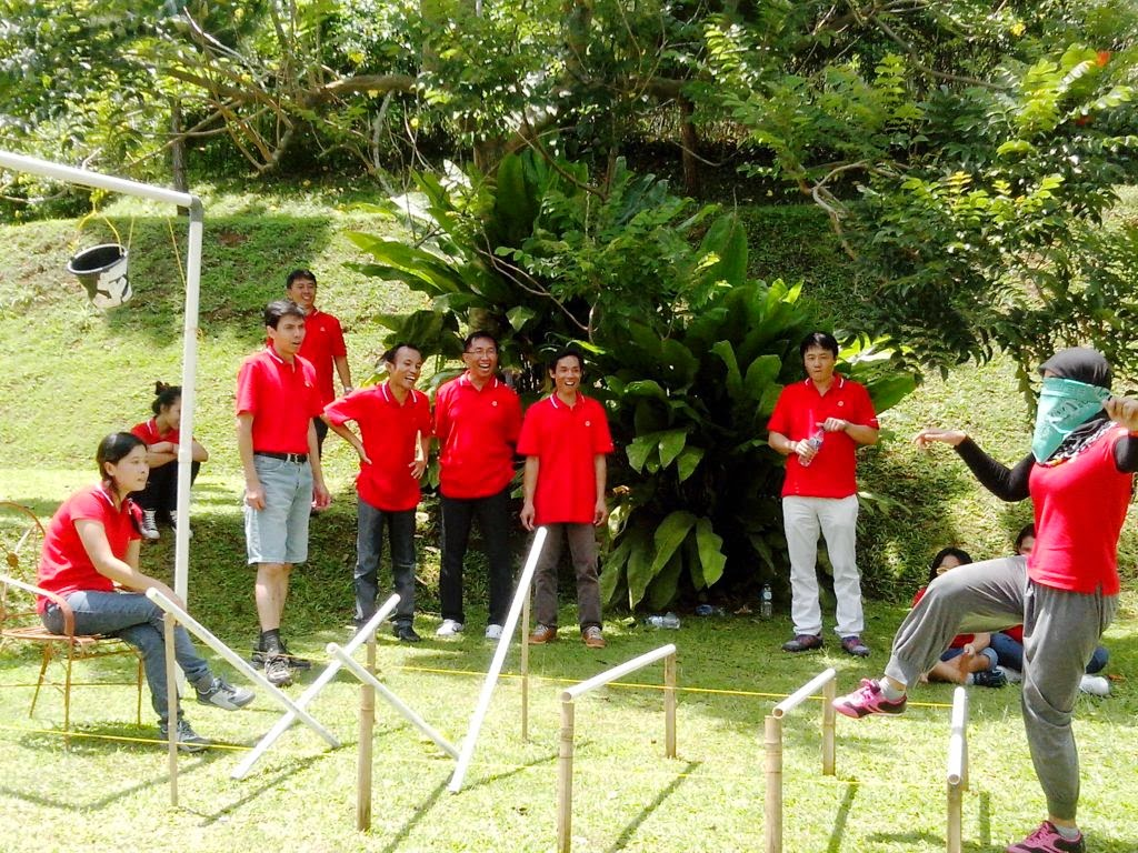 Family Gathering di Puncak Bogor