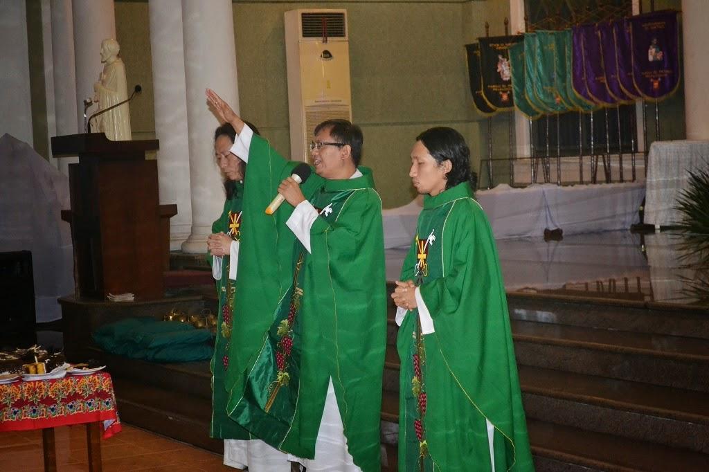 Berkarya di St. Petrus