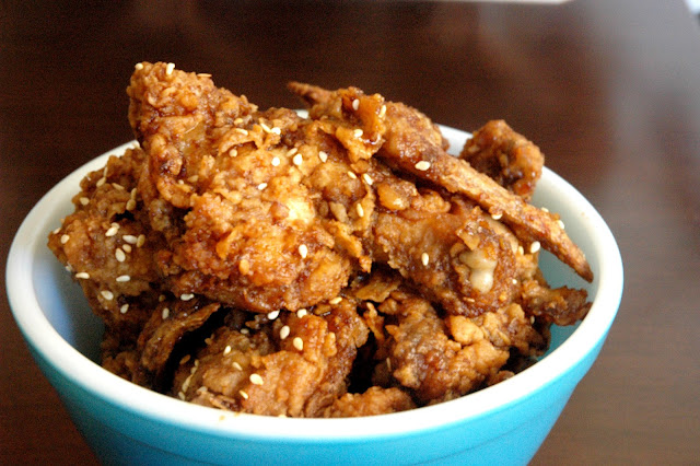 Fried Eggplant With A Crispy Outside And Moist Tender ...