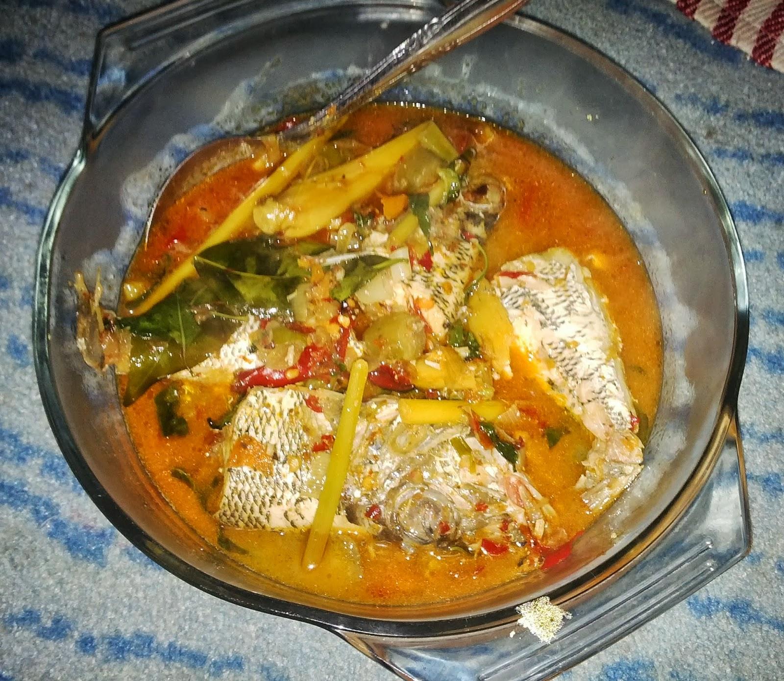 resep masakan woku ikan dibelangga