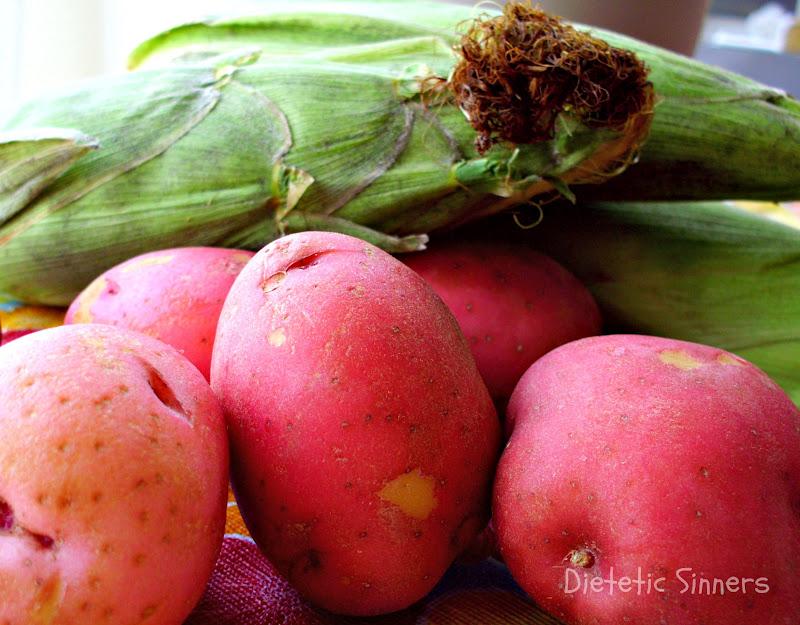 Dietetic Sinners: Sweet! Corn. {Sweet Corn Hash}