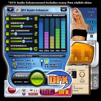 Dfx serial Free Download