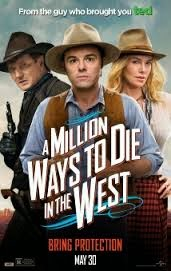 Watch A Million Ways to Die in the West Online Free