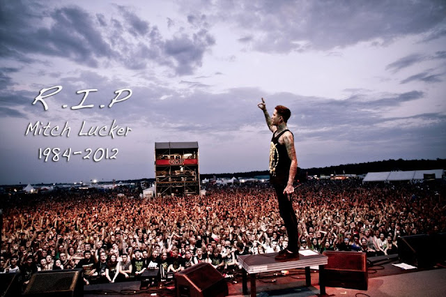 R.I.P. Mitch Lucker