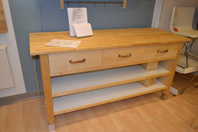 Expedit Ikea Kast Handleiding ~ the butcher block in a variety of sizes pretty birch butcher block