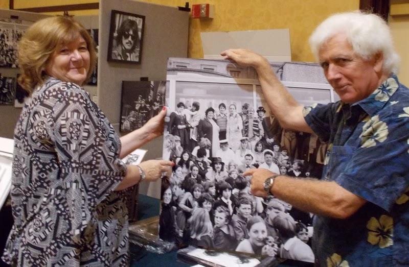 Freda Kelly and Chris Walter photo