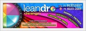 LEANDRO DESIGN PROFISSIONAL NOTA 10