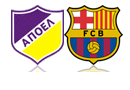 APOEL Nikosia - FC Barcelona