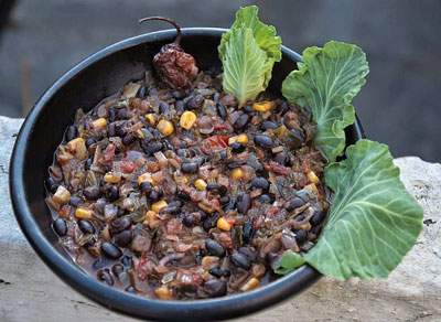 turtle bean chili
