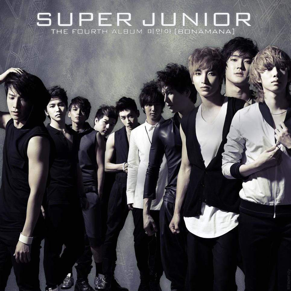 Daftar Lagu Super Junior | Blue Sky and Beautiful Sky
