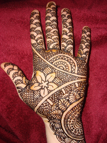 Mehndi Designs Class : The fashion time bridal mehndi designs for full hands
