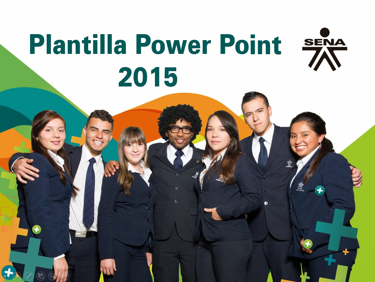 Plantilla Power Point SENA 2015