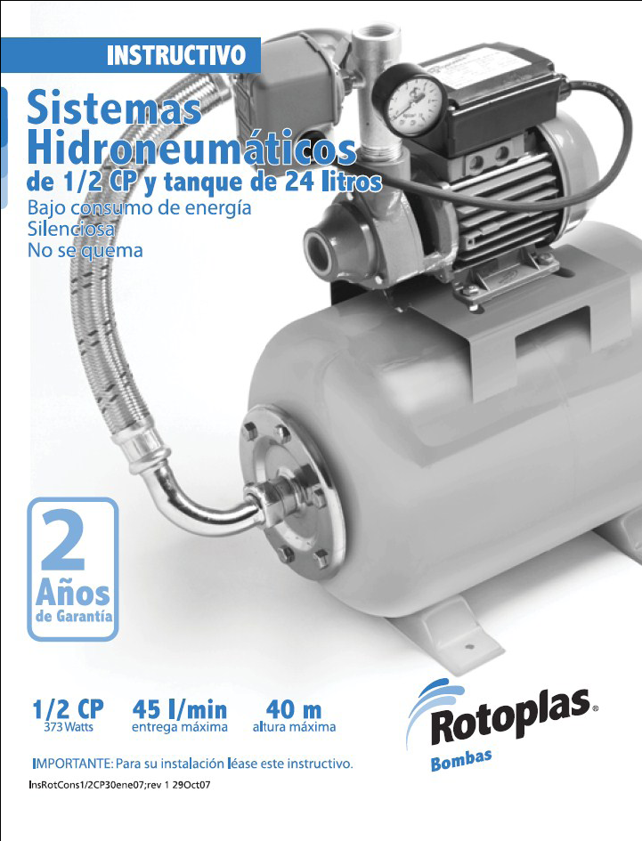Hidroneumatico todos por relevancia 1 en preciolandia for Precio de hidroneumatico