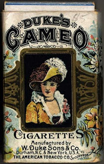 Cameo band name origins - Cameo cigarettes