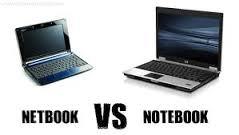Perbedaan Pengertian Laptop, Notebook dan Netbook