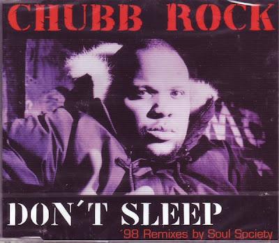 Chubb Rock – Don't Sleep (CDS) (1998) (320 kbps)