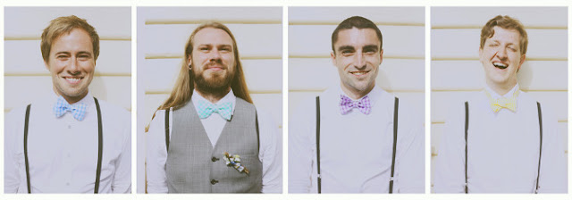 melbourne groomsmen portrait vintage