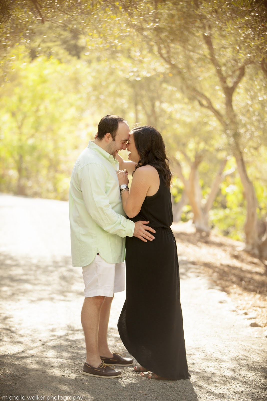 Michelle Walker Photography Auberge du Soleil Engagement