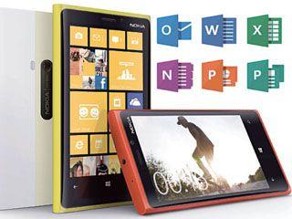 هواتف «ويندوز فون 8 » تضع برامج «مايكروسوفت أوفيس» في متناول اليد