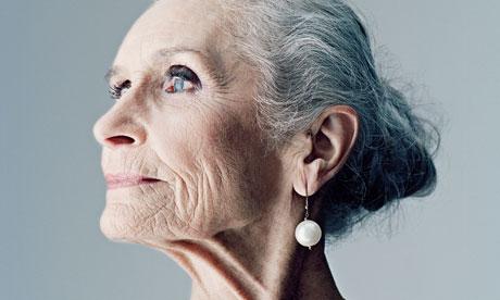 9 000-year-old man yields Elderly Woman Portrait