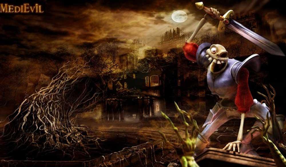 PS1 Efsane Oyunu MediEvil PS4'de Gelebilir