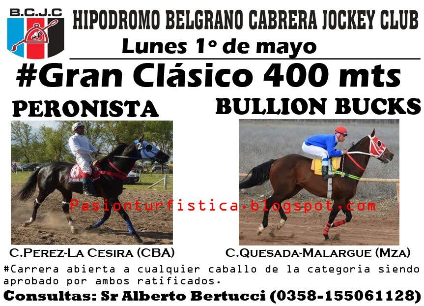 GENERAL CABRERA CLÁSICO