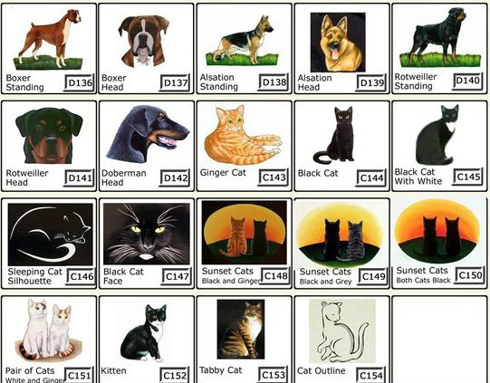 Cat House Signs