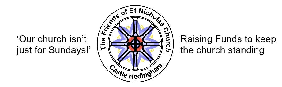 Friends of St Nicholas Church - Castle Hedingham