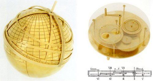 Astrolabe Al Biruni