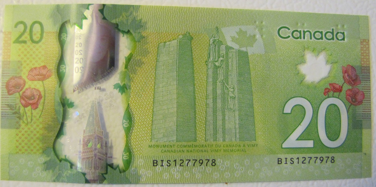 World United News New Canadian 20 00 Dollar Bill Is A Reminder Of Foreign Ownership