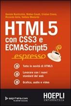 HTML 5 espresso con CSS3 e ECMAScript 5 - eBook
