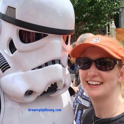 Star Wars Weekends, Growing Up Disney, Stormtrooper