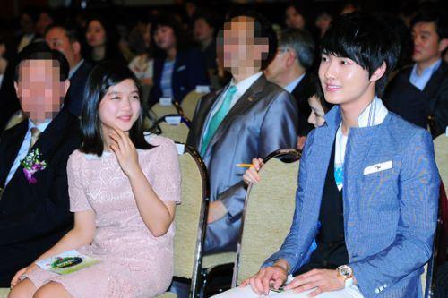 Kim Yoo Jung & Lee Min Ho Ditunjuk Sebagai Duta Kehormataan Untuk Anak