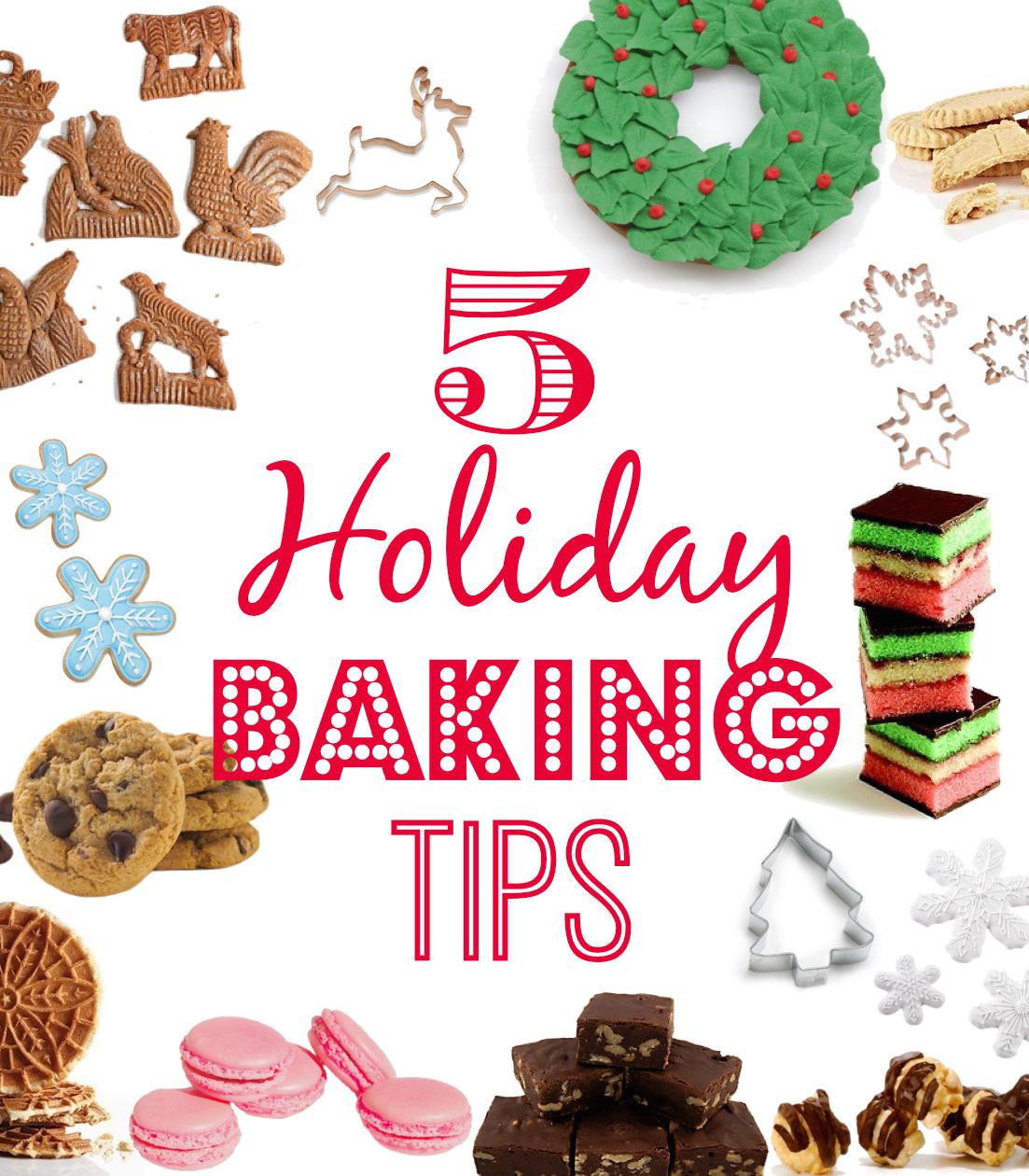 5 Holiday Baking Prep Tips Always Order Dessert