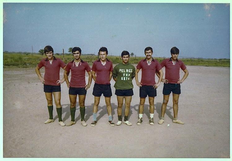 Grupo de reserva da equipa de futebol da Fox