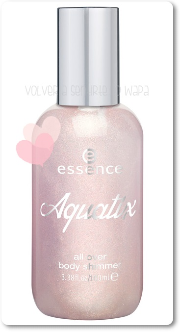 Essence - Aquatix - All Over Body Shimmer