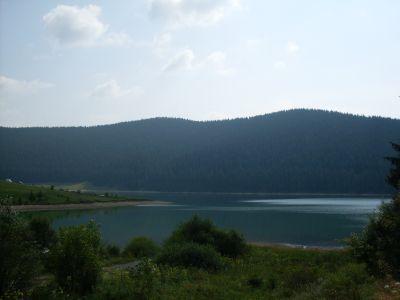 Lac de acumulare Frumusica