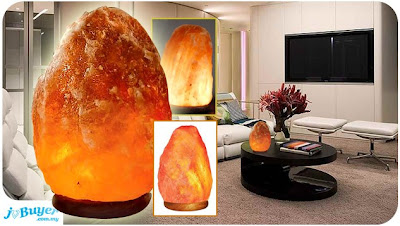 Crystal Salt Lamps ~ JvBuyer