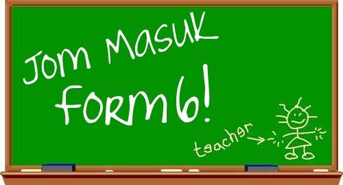 Form 6 STPM Tingkatan 6