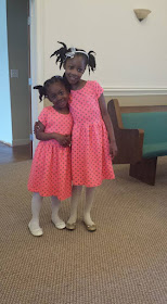 My big girls
