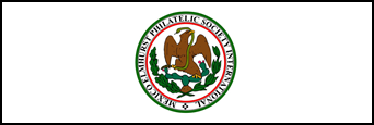 MEXICO ELMHURST PHILATELIC SOCIETY INTERNATIONAL